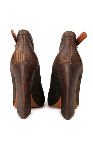 Back view of MISSIONI  Shoes
