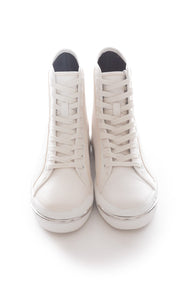 Front view of ALEXANDER WANG Tennis shoe Size: 8.5