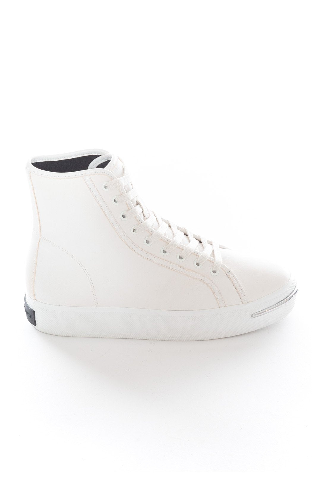 Side view of ALEXANDER WANG Tennis shoe