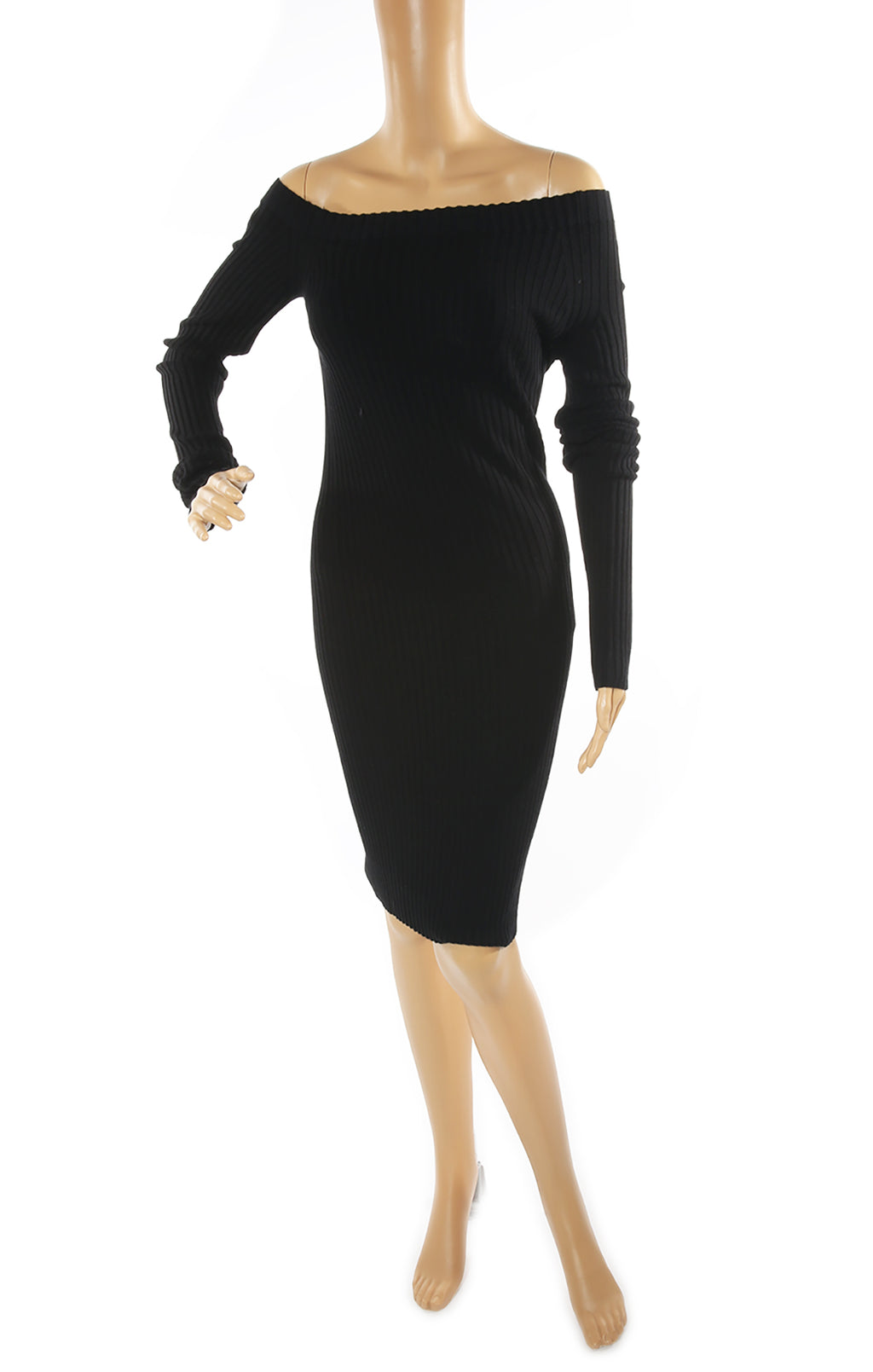 Front view of HELMUT LANG w/tags  Dress Size: Medium