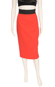 Front view of L' WREN SCOTT  Skirt Size: IT 42 (comparable to 4-6)