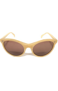 "Front view of ILLESTEVA Sunglasses Size: 5.75"" L x 2"" W"