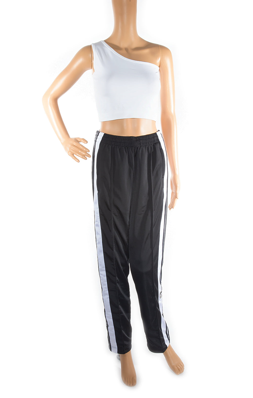 Front view of ADIDAS Track Pant with Tags Size: XS