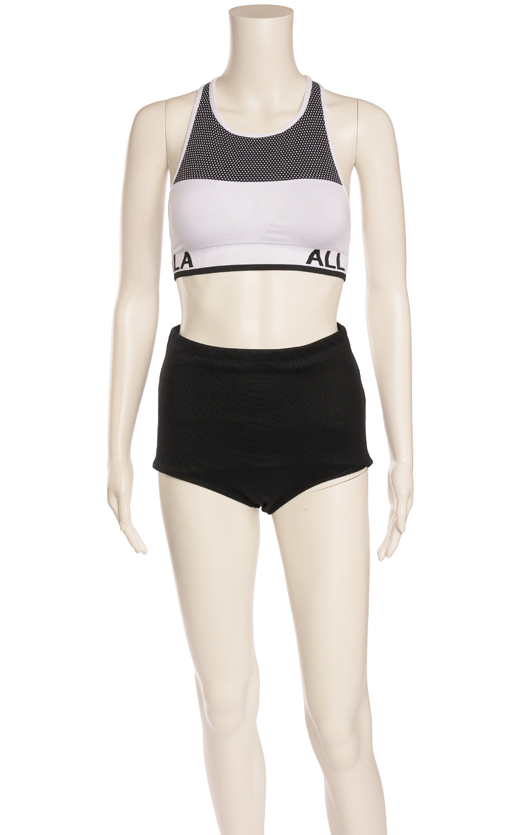 Front view of ALALA with tags Jogging bra Size: Small
