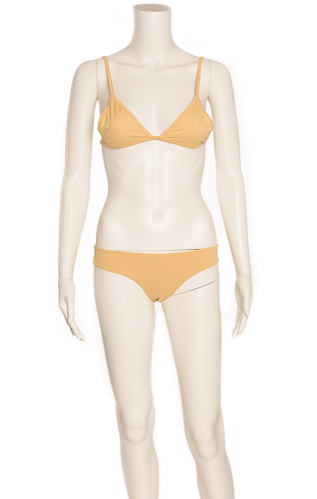 Front view of FRANKIE SWIMWEAR with tags Bikini Size: 10 (runs small)