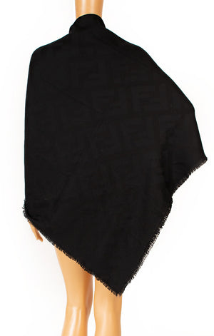 Back view of FENDI Shawl
