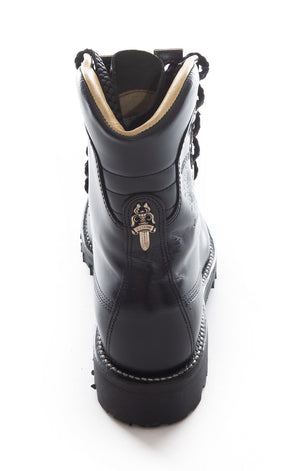 Back view of CHIPPEWA and CHROME HEARTS w/tags Hiking boot