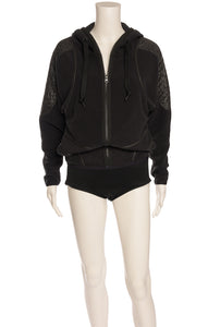 Front view of STELLA MCCARTNEY for ADIDAS Jacket Size: no size tags fits like small