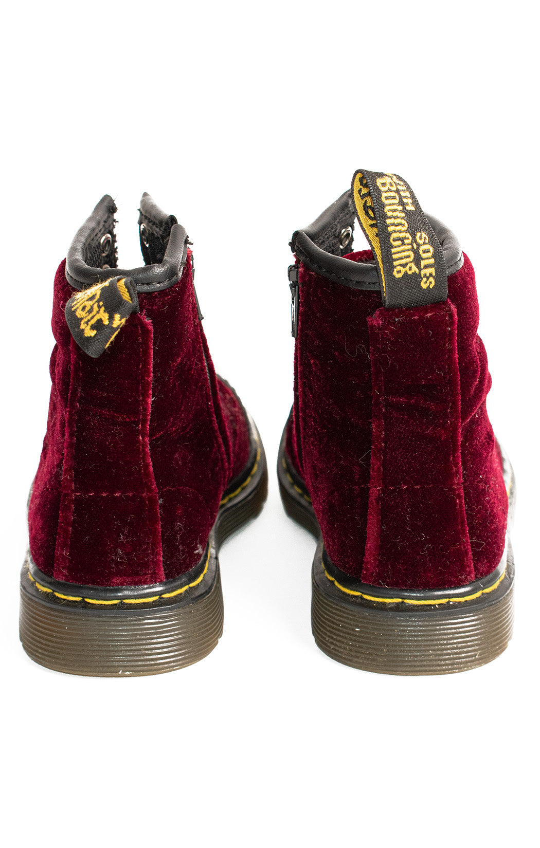 Back view of DR MARTENS Boot