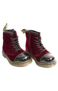 Front view of DR MARTENS Boot Size: 7 children