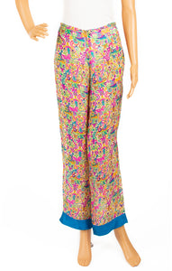 Front view of TRACY FEITH Pants Size: Small