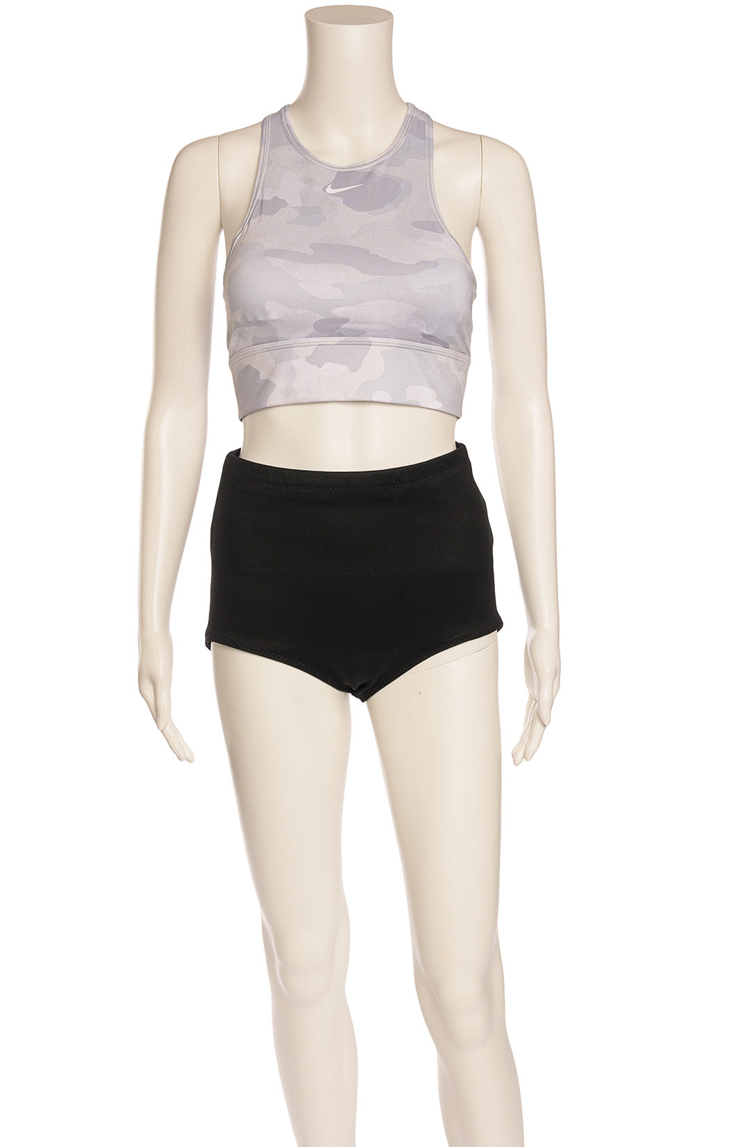 Front view of NIKE with tags  Sports bra Size: Small