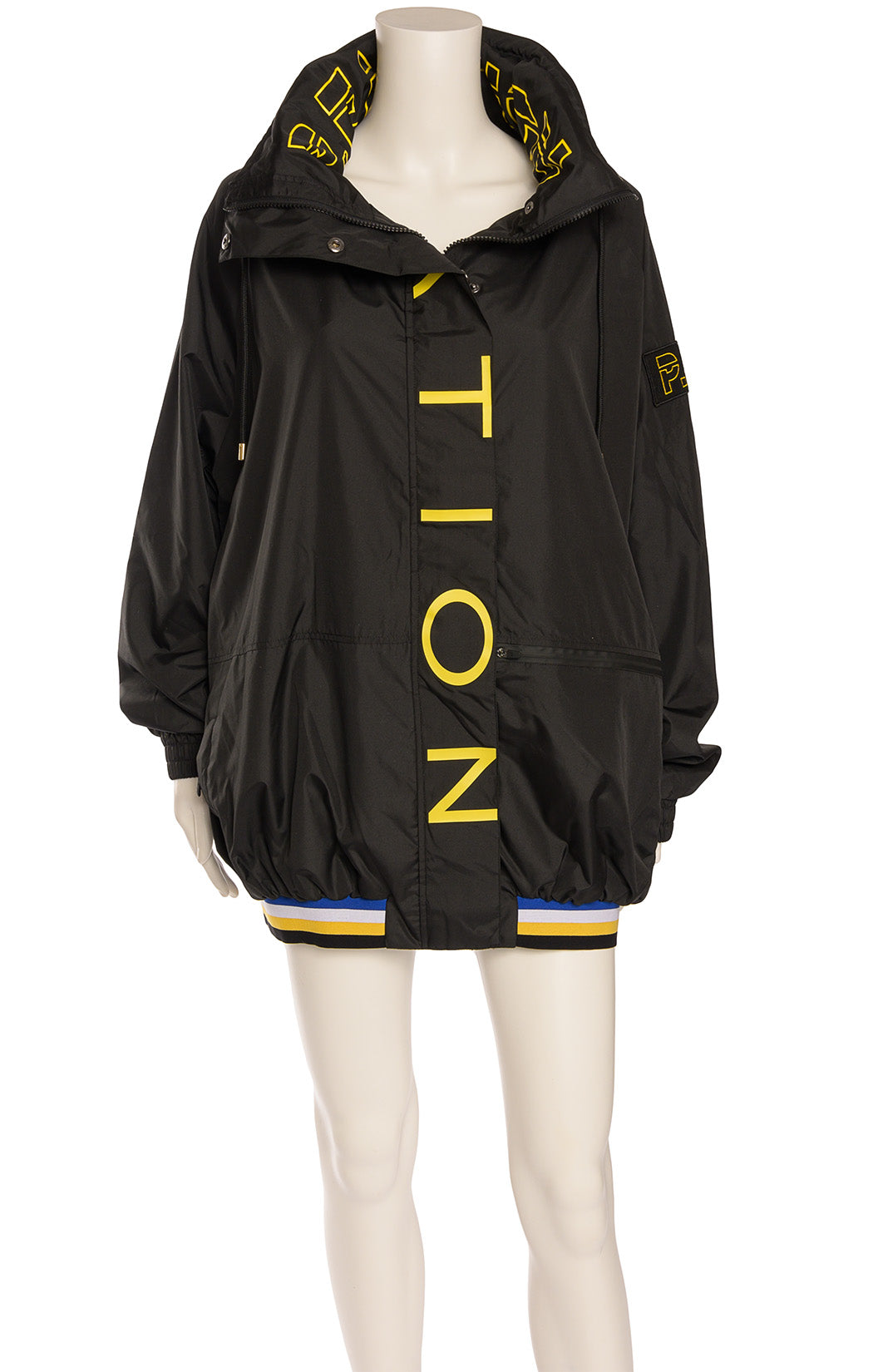 Front view of P.E.NATION with tags  Jacket  Size: XS-S