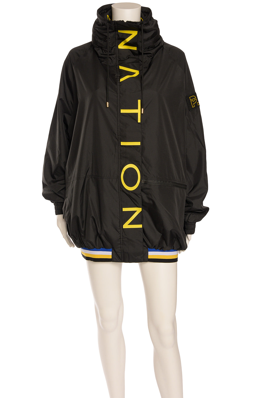 Second front view of P.E.NATION with tags  Jacket