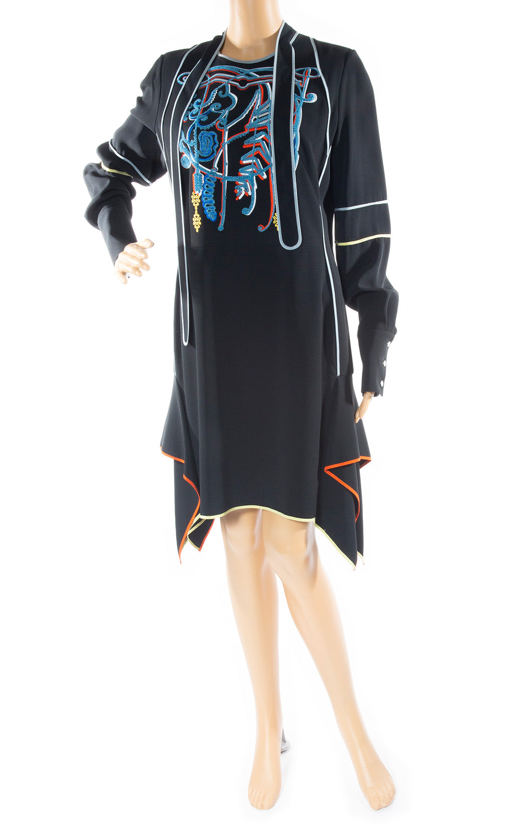 Front view of PETER PILOTTO Dress Size: US 10