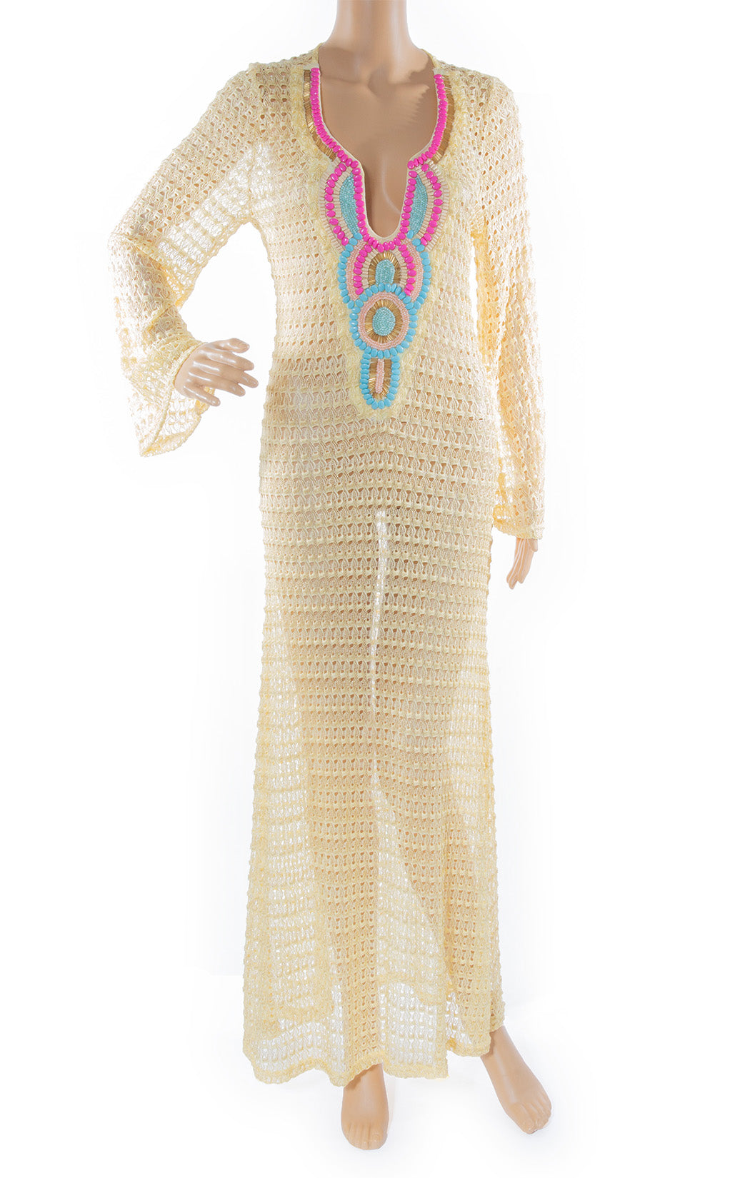 Front view of NO NAME Caftan Size: no tags fits like S/M
