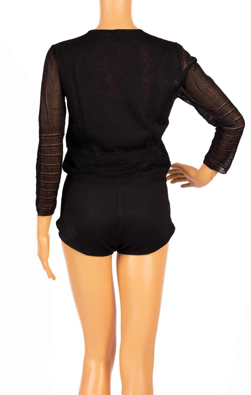 Back view of GIORGIO ARMANI  Sweater