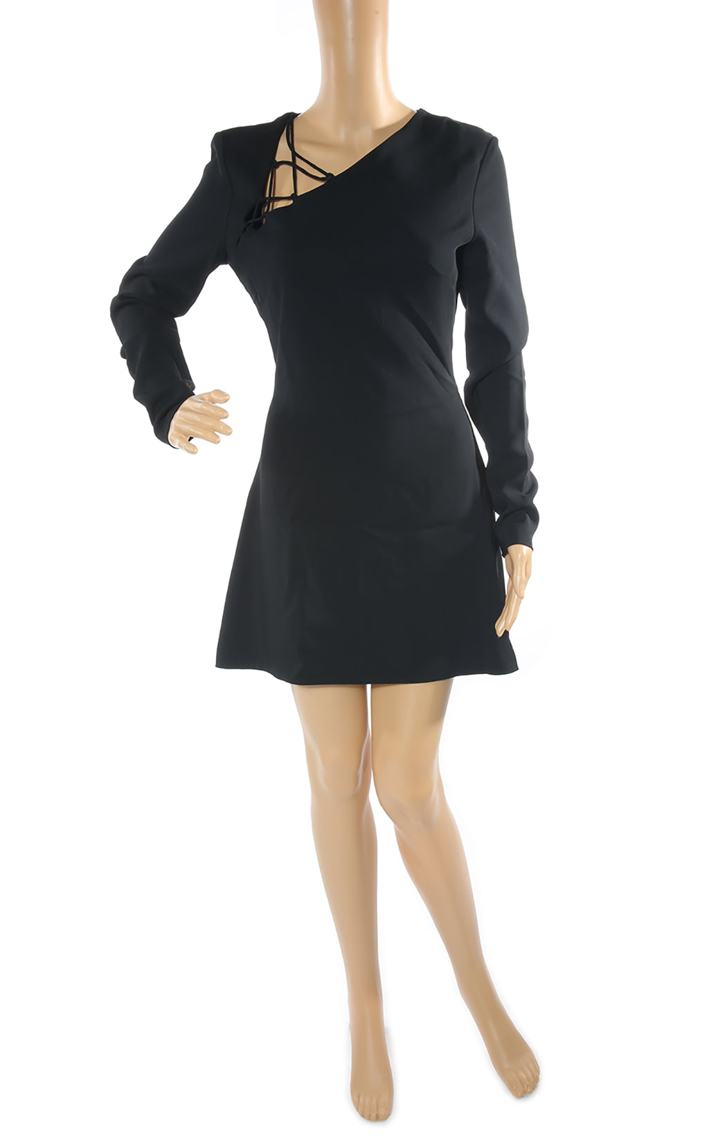 Front view of CUSHNIE ET OCHS  Dress Size: US 6