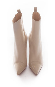 Front view of CHRISTIAN LOUBOUTIN Boots Size: 8.5