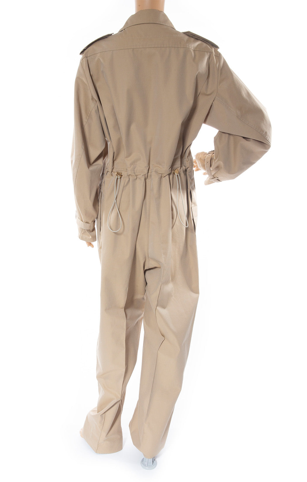 Back view of BURBERRY Jumpsuit