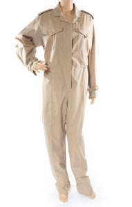 Front view of BURBERRY Jumpsuit  Size: 10