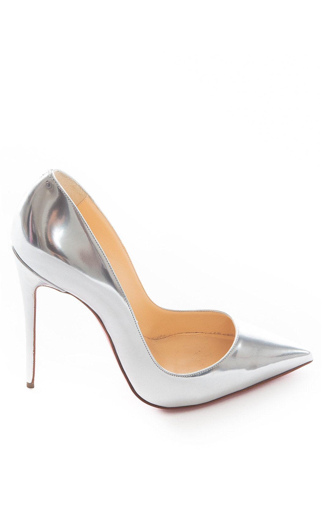 Side view of CHRISTIAN LOUBOUTIN  Pumps
