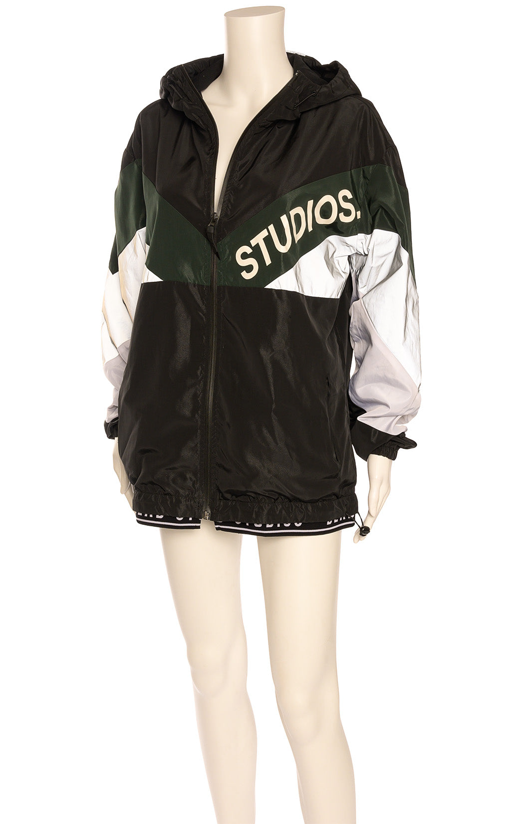 Front view of DEAD STUDIOS  Jacket Size: Small