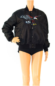 Front view of SSS World Corp w/tags Puffer jacket Size: XS
