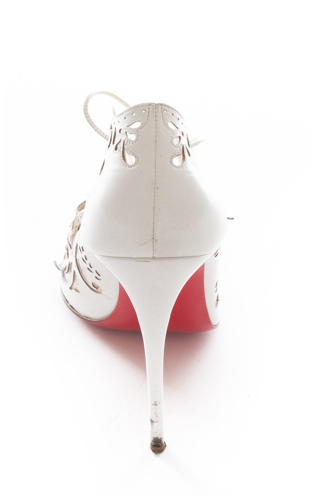 Back view of CHRISTIAN LOUBOUTIN Pumps