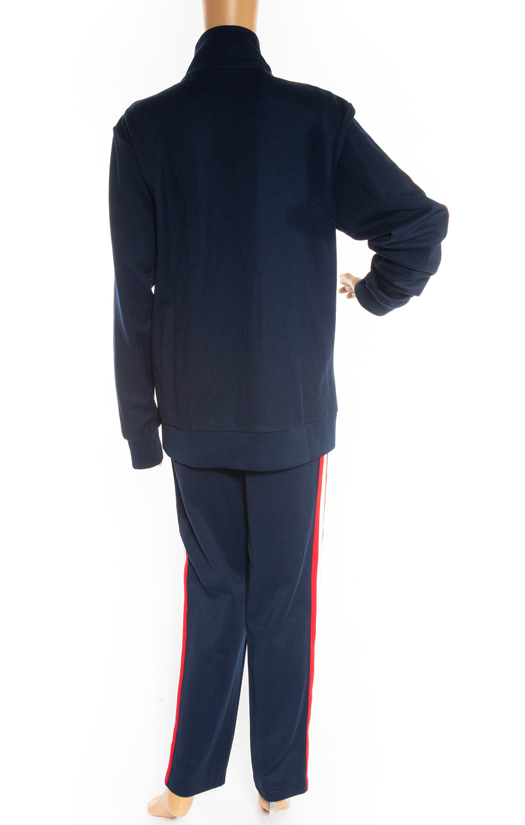Back view of BOAST Tracksuit