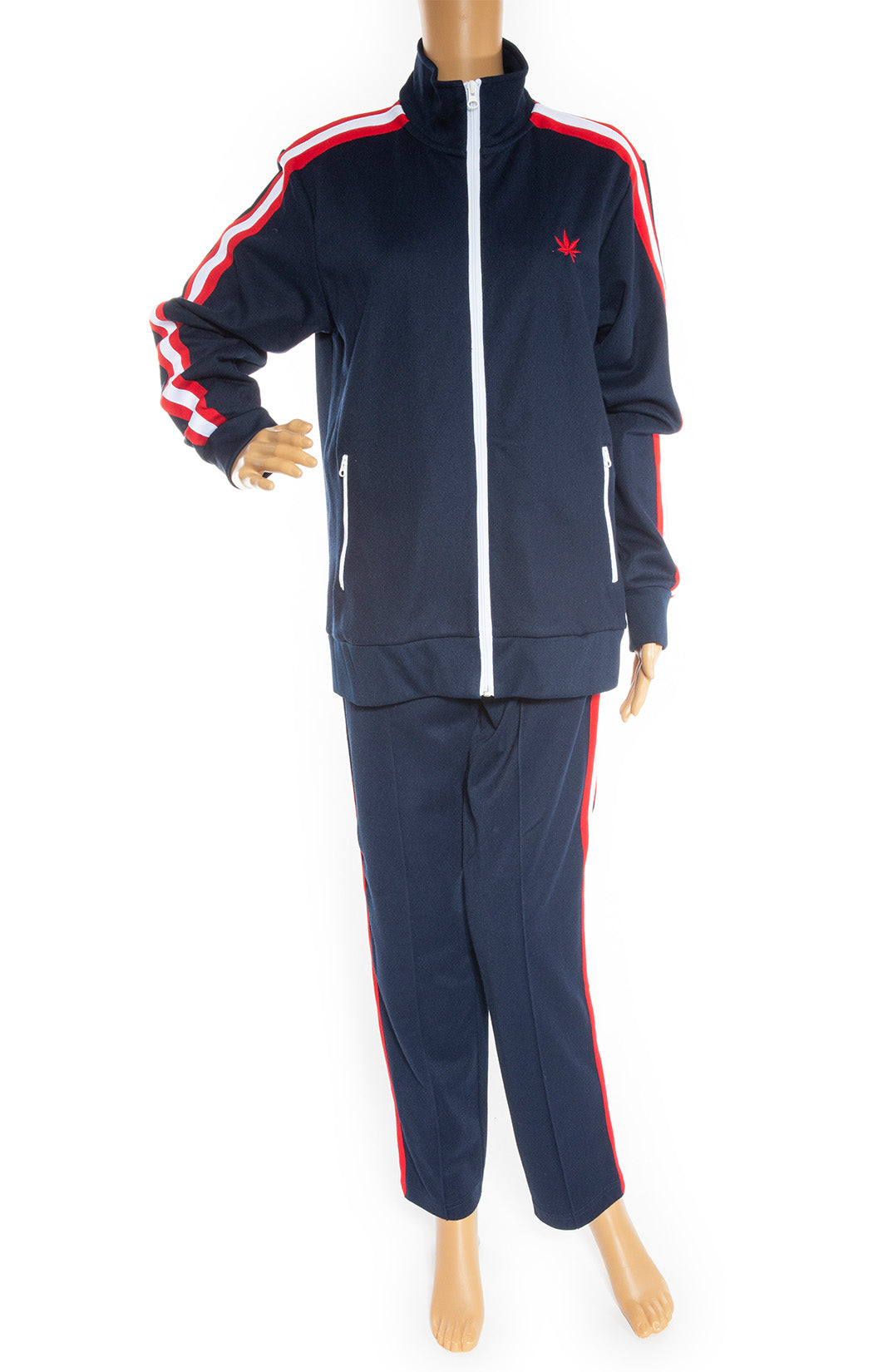 Front view of BOAST Tracksuit Size: Medium