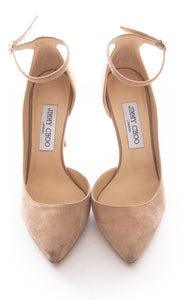 Front view of JIMMY CHOO Pump Size: 8.5
