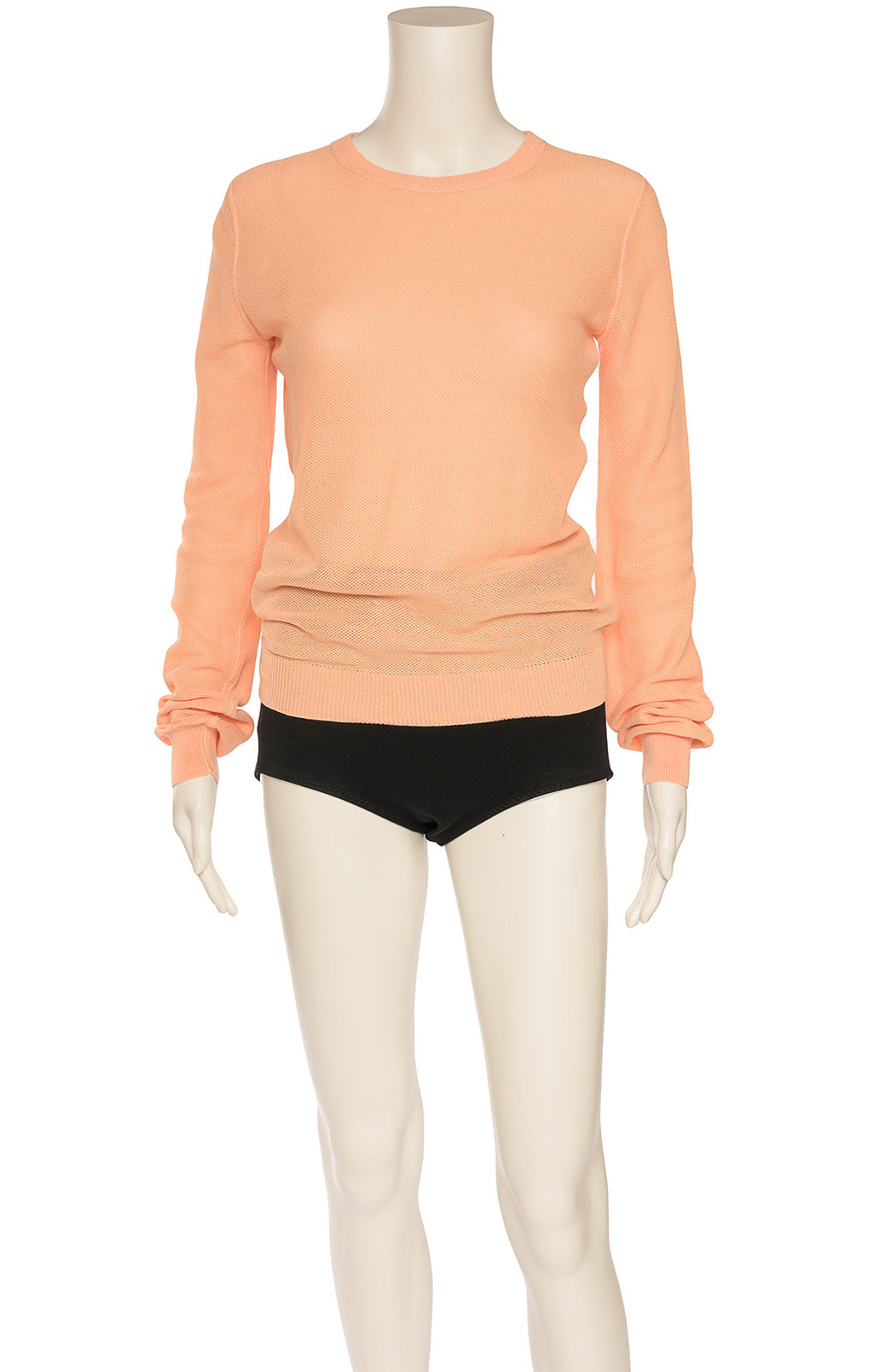 Front view of T ALEXANDER WANG Top Size: Small