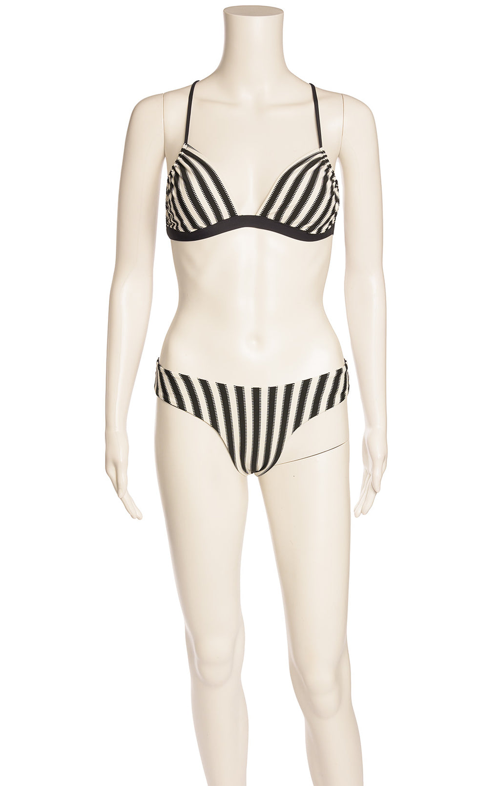 Front view of KYA SWIM with tags Bikini Size: Small