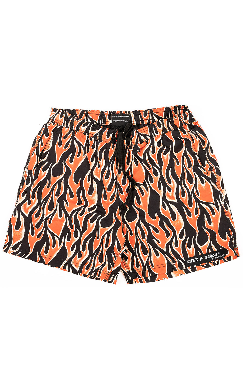 LIFE'S A BEACH Swim trunks Size: XL