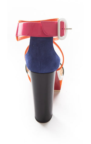 Back view of CHRISTIAN LOUBOUTIN Sandals