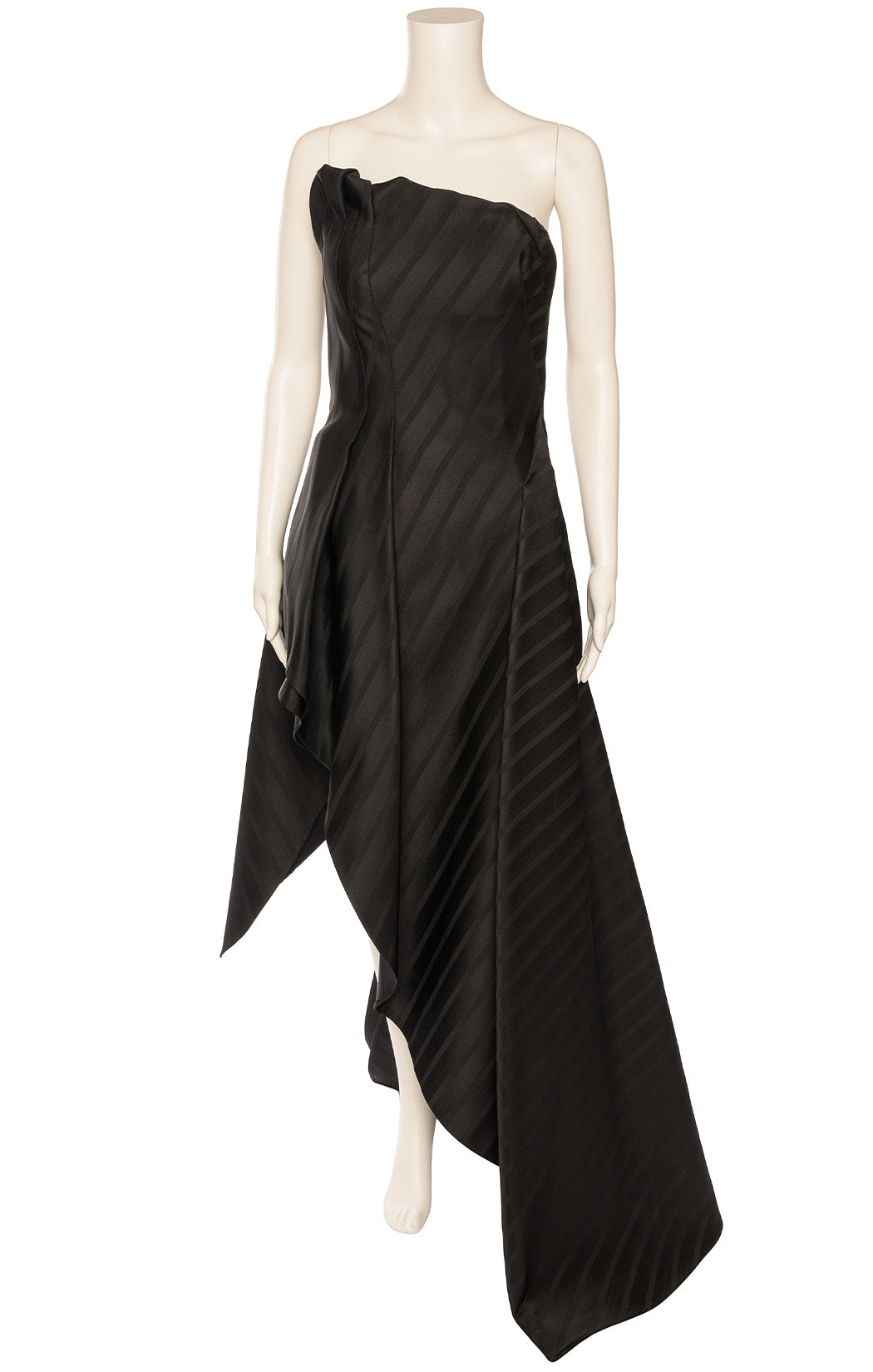 Front view of RUBIN SINGER Long dress Size: 6