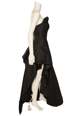 Side view of RUBIN SINGER Long dress