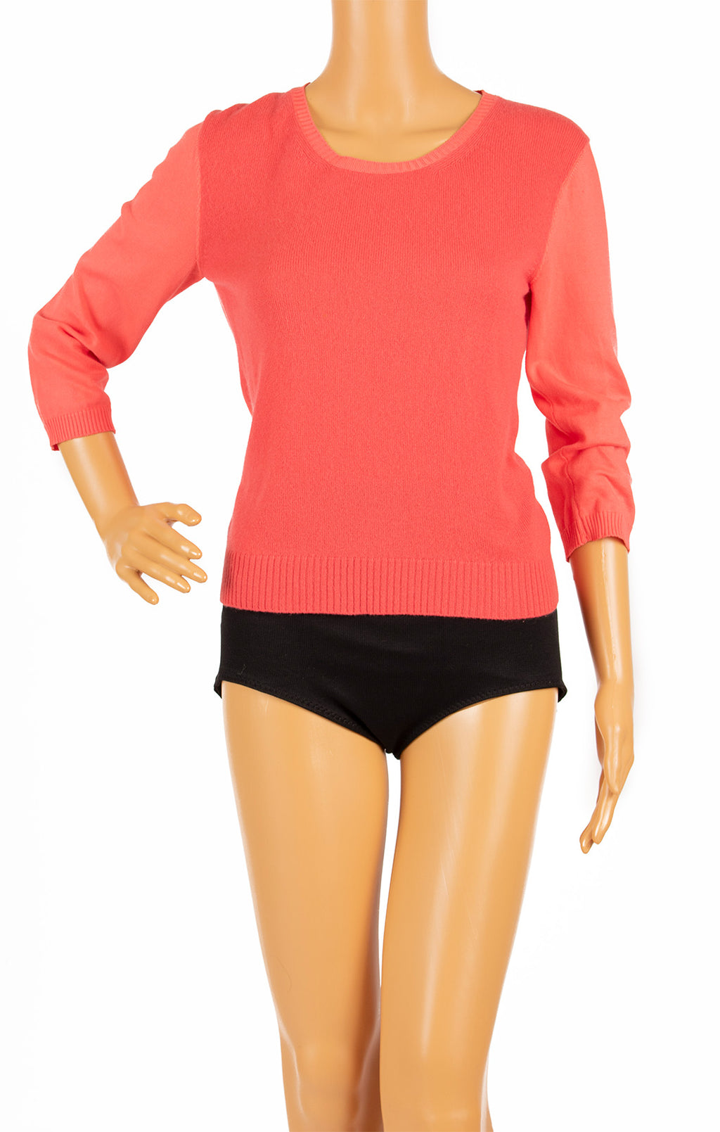 Front view of VICTOR VICTORIA Sweater Size: Smsll