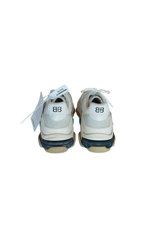 Back view of BALENCIAGA Sneakers with Tags