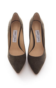 Front view of JIMMY CHOO  Pump Size: 8
