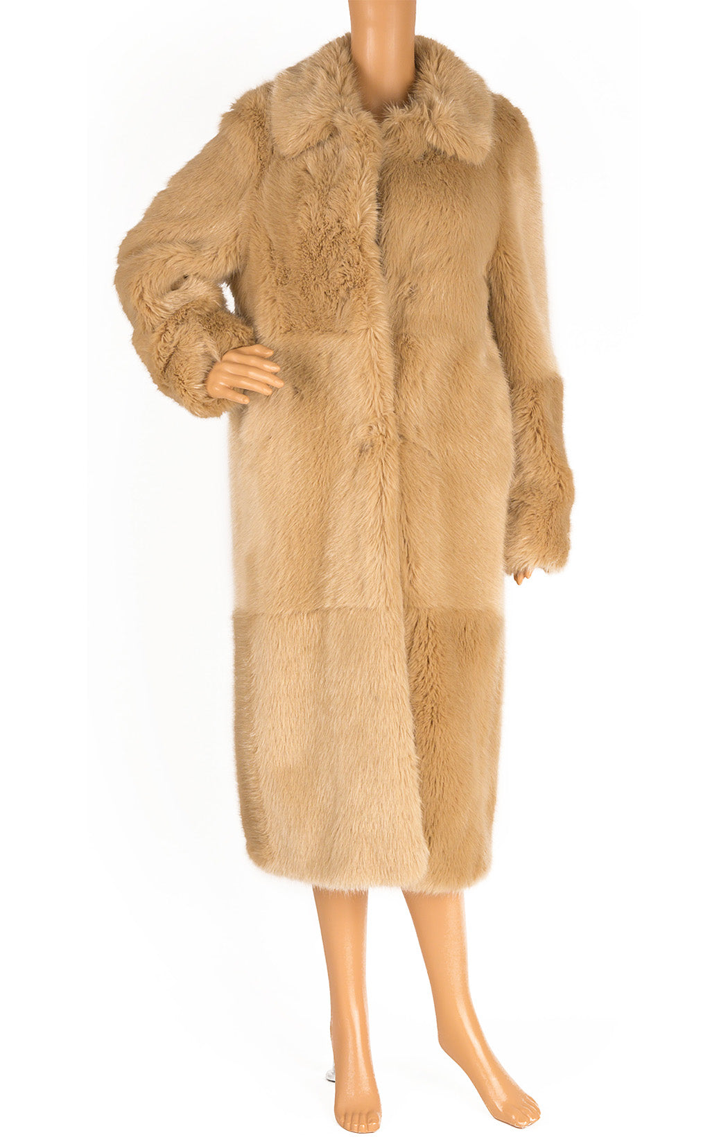 Front view of STELLA McCARTNEY Coat Size: IT 40 (comparable to US 4)