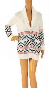 Front view of PAIGE Cardigan Size: XS