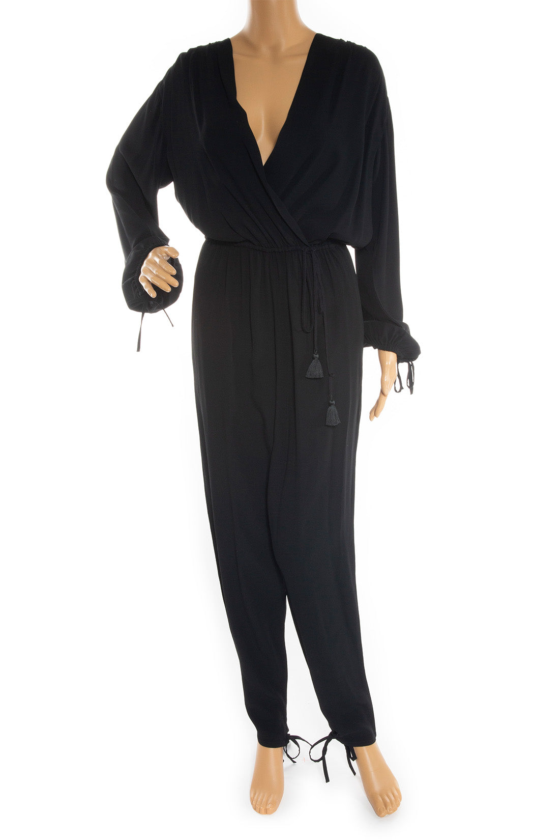 Front view of CHLOE Jumpsuit Size: FR 36 ( comparable to US 4-6)