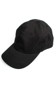 Front view of BALENCIAGA Baseball hat Size: no size tag fits like medium