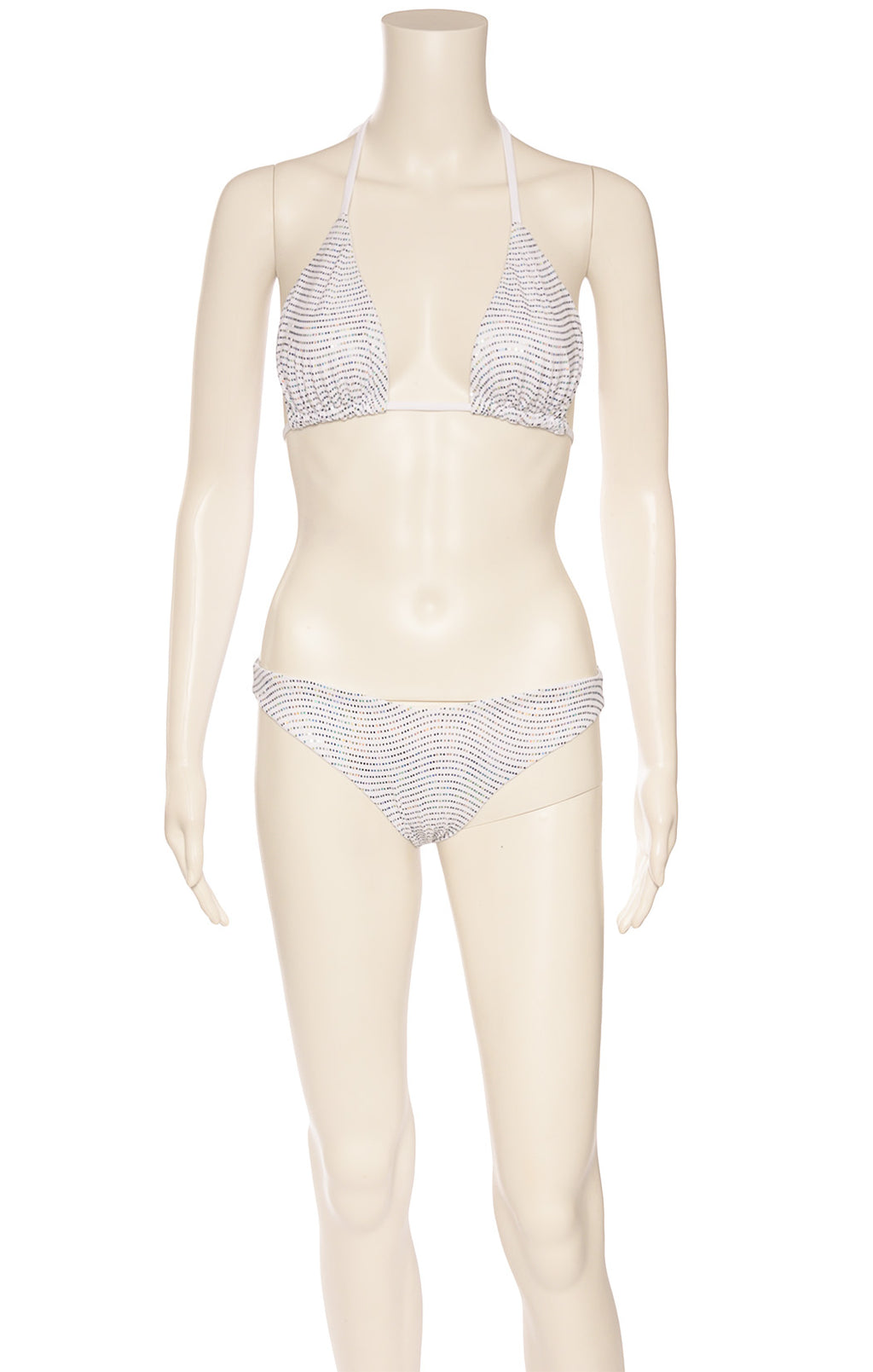 Front view of PALMAGENTE Bikini Size: Small