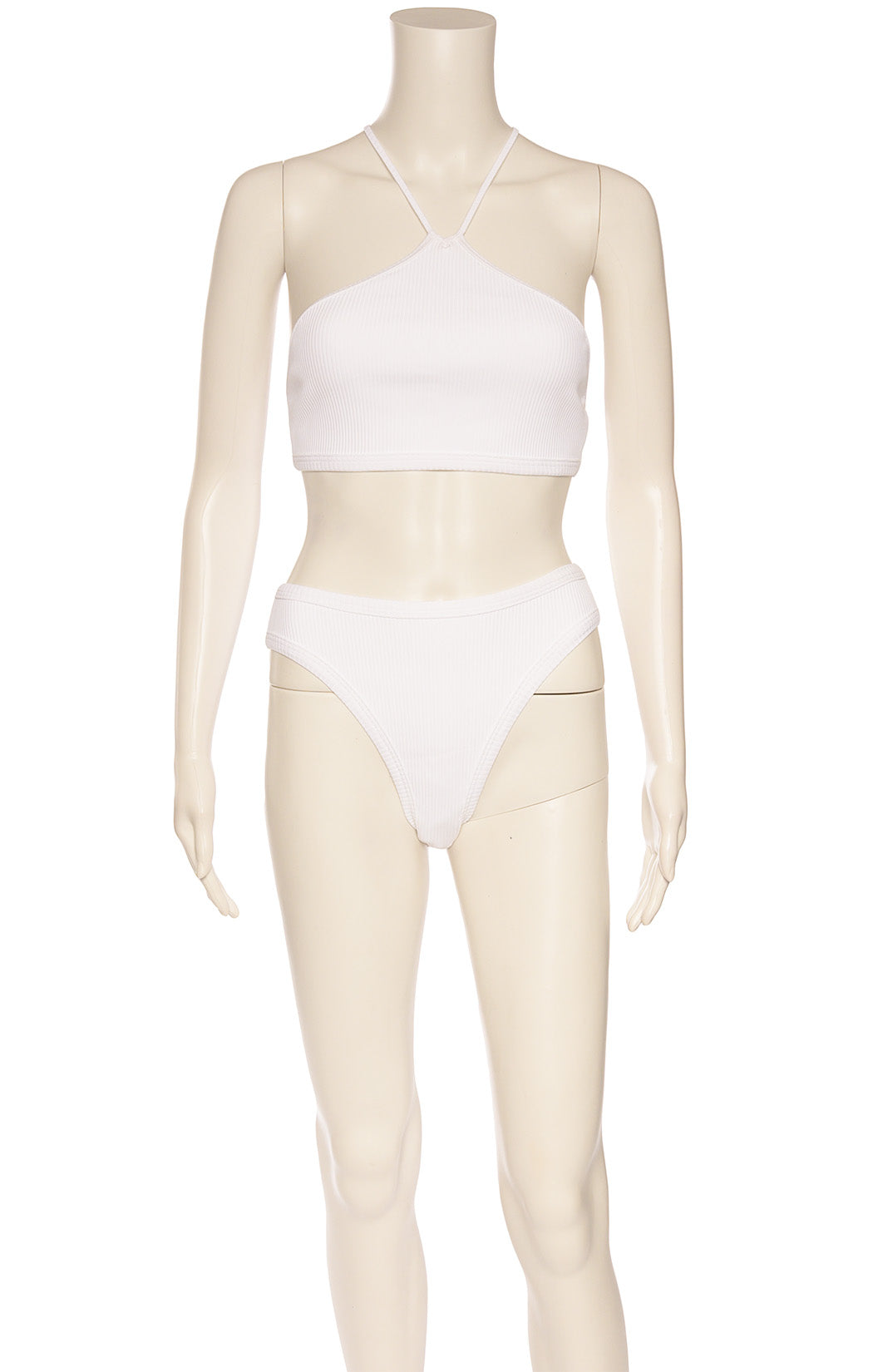 Front view of TROPIC OF C with tags Bikini Size: Small