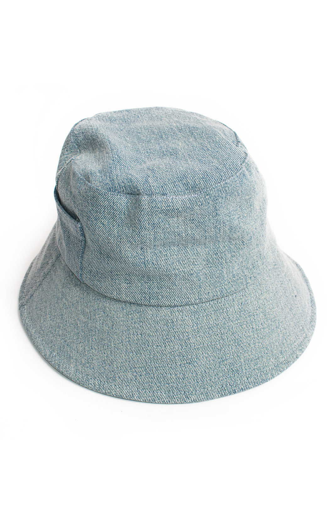 Front view of LACK OF COLOR x BOYISH with tags Bucket hat Size: S/M