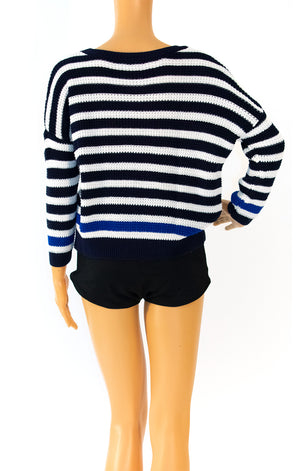 Back view of ASOS Sweater
