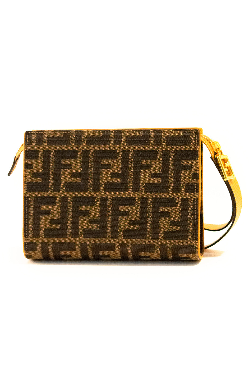 Back view of FENDI Wrist bag
